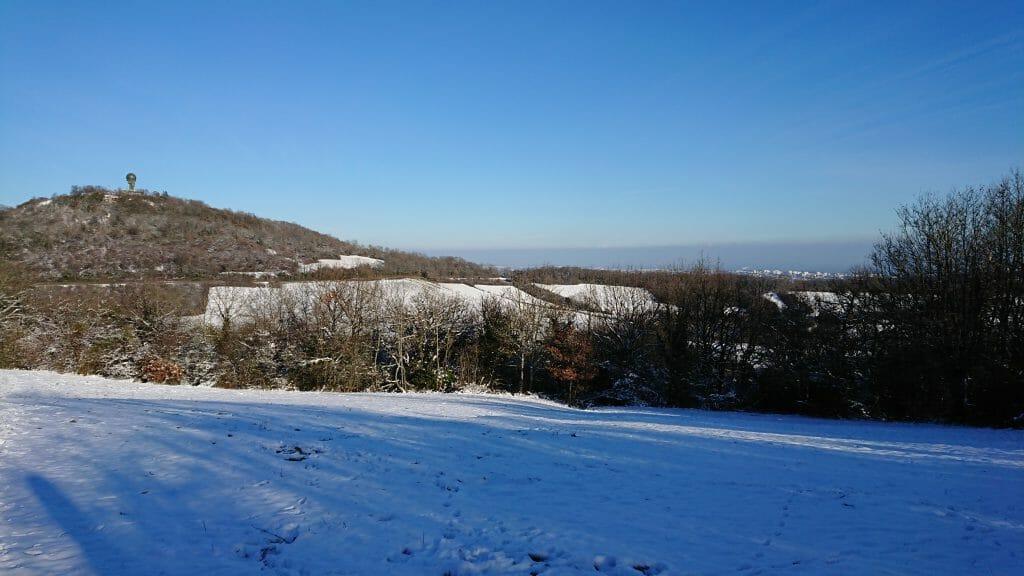 25-01-2019 Par une belle journée hivernale....